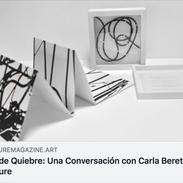 Conversación con M. Carolina Baulo para