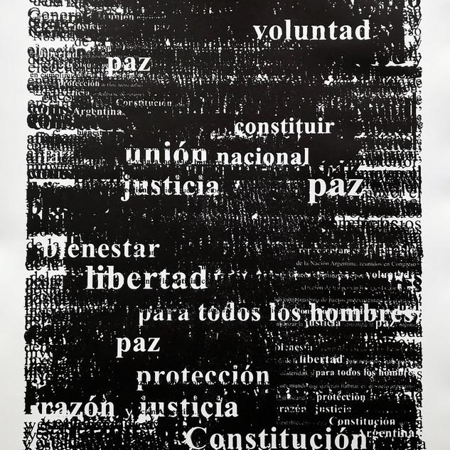 Preámbulo de la Constitución Nacional Argentina