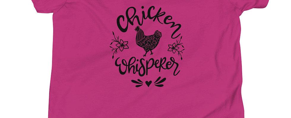 Chicken Whisperer Youth T-Shirt