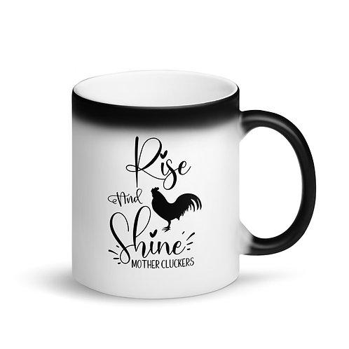 Rise & Shine Magic Mug