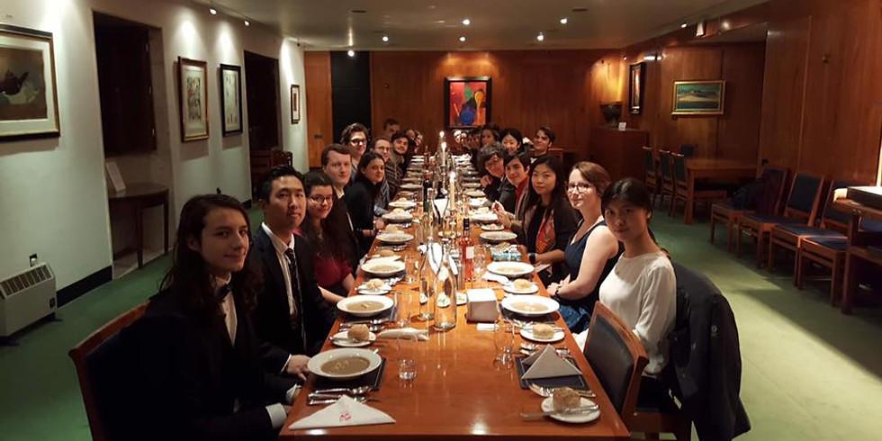 Invariants Christmas Dinner