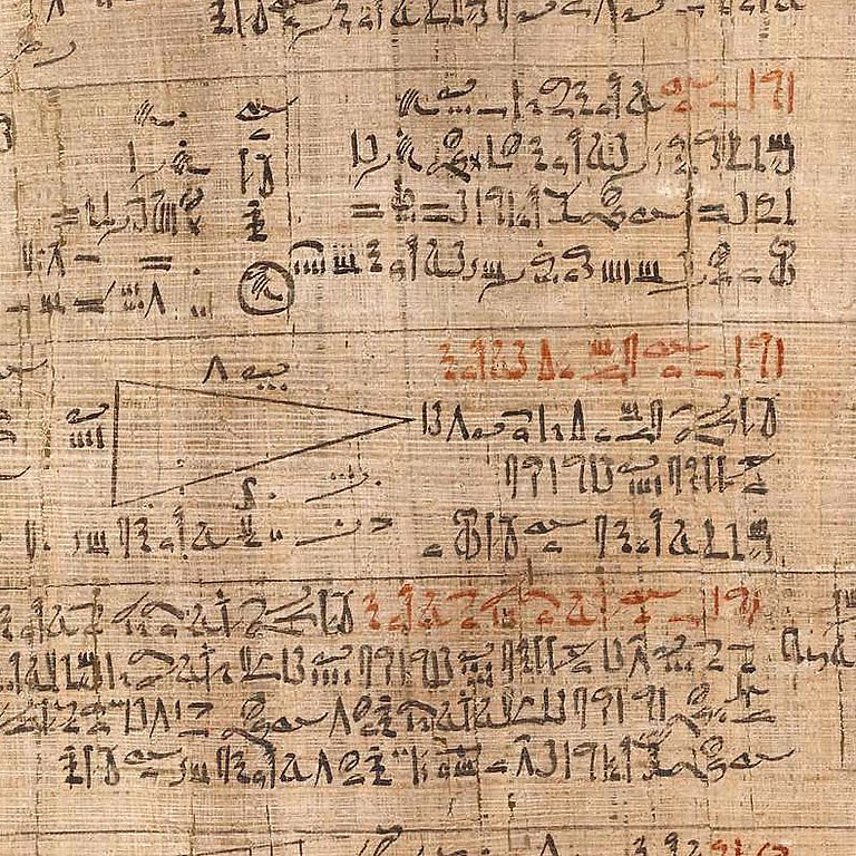 Richard Parkinson and Chris Hollings - Mathematics, from Ancient Egypt to Modern Academia