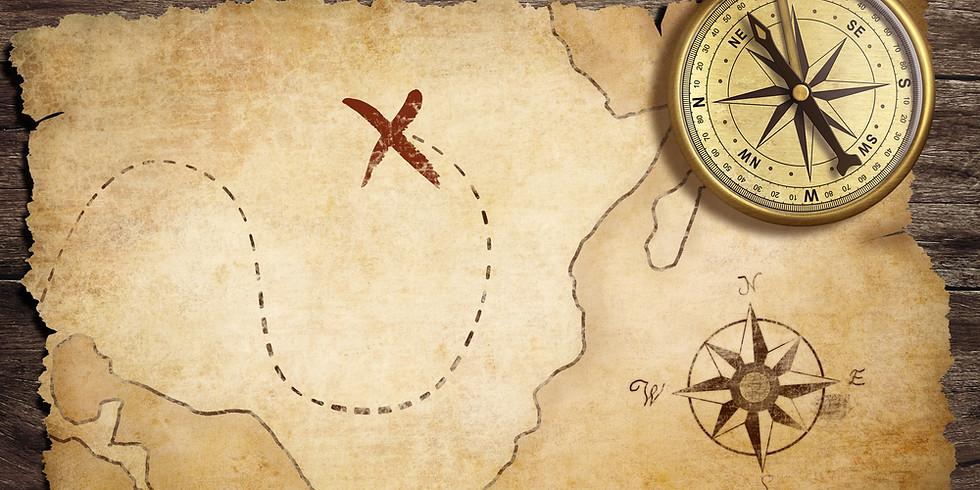 Invariants Treasure Hunt