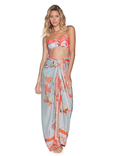 Sarong Butterfly Blush