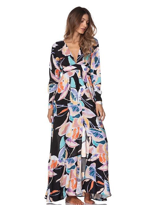 Flower Dress/Kimono