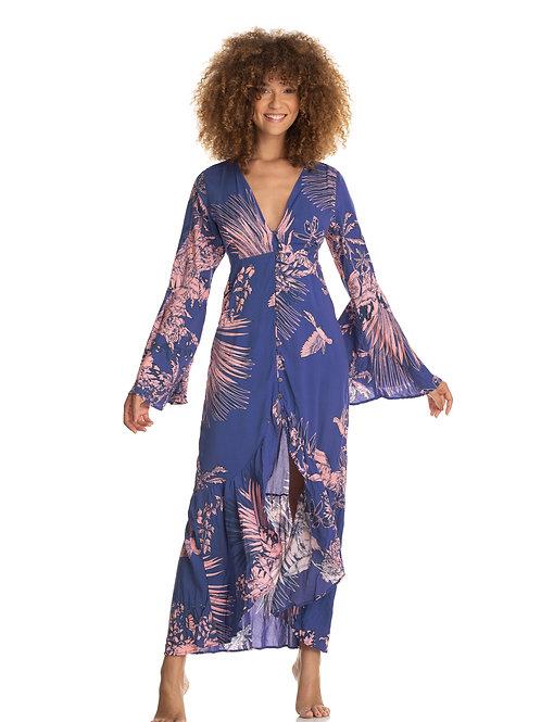 Hypnosis Long Dress