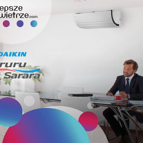 Daikin URURU SARARA - klimatyzacja dla wymagających