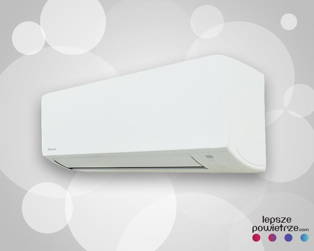 montaż klimatyzacji DAIKIN Sensira+