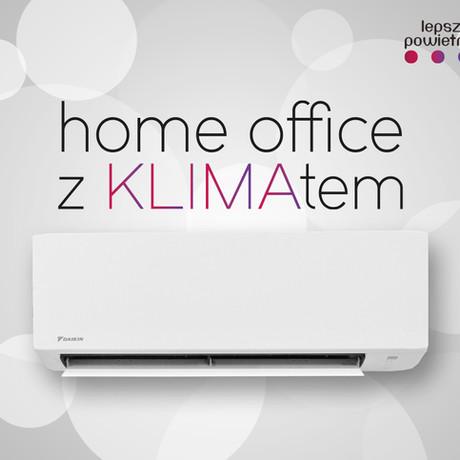 Promocja: Home office z KLIMAtem