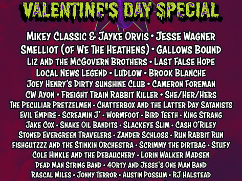 Moonrunners Valentine's Day Special