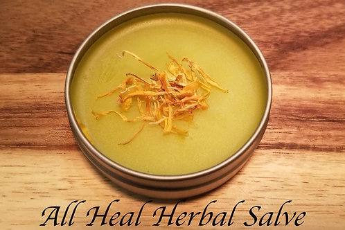 All Heal Herbal Salve