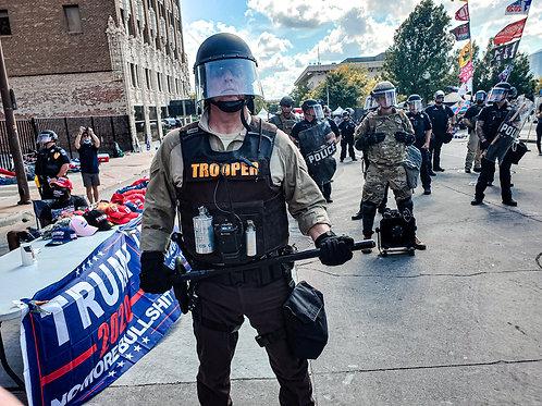 Uniform of a Fascist