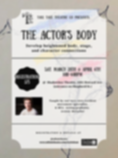 Actor's Body - Workshop Poster.png