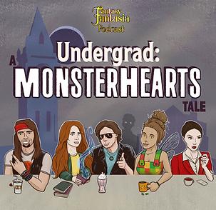 Undergrad - A Monsterhearts Tale Logo.pn