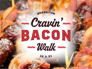 Pig Out at Cravin' Bacon Walk