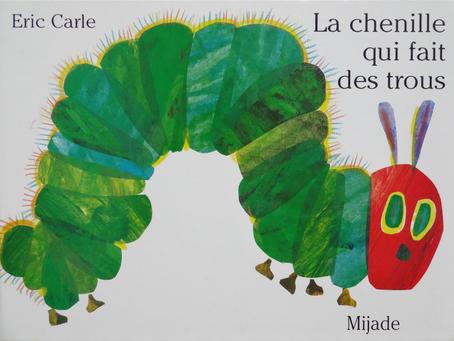 "Album: Semaine 6 "" Chenille et papillon"""