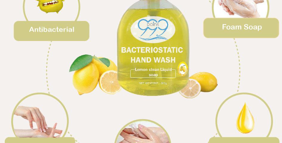 99point9 Lemon Hand Soap