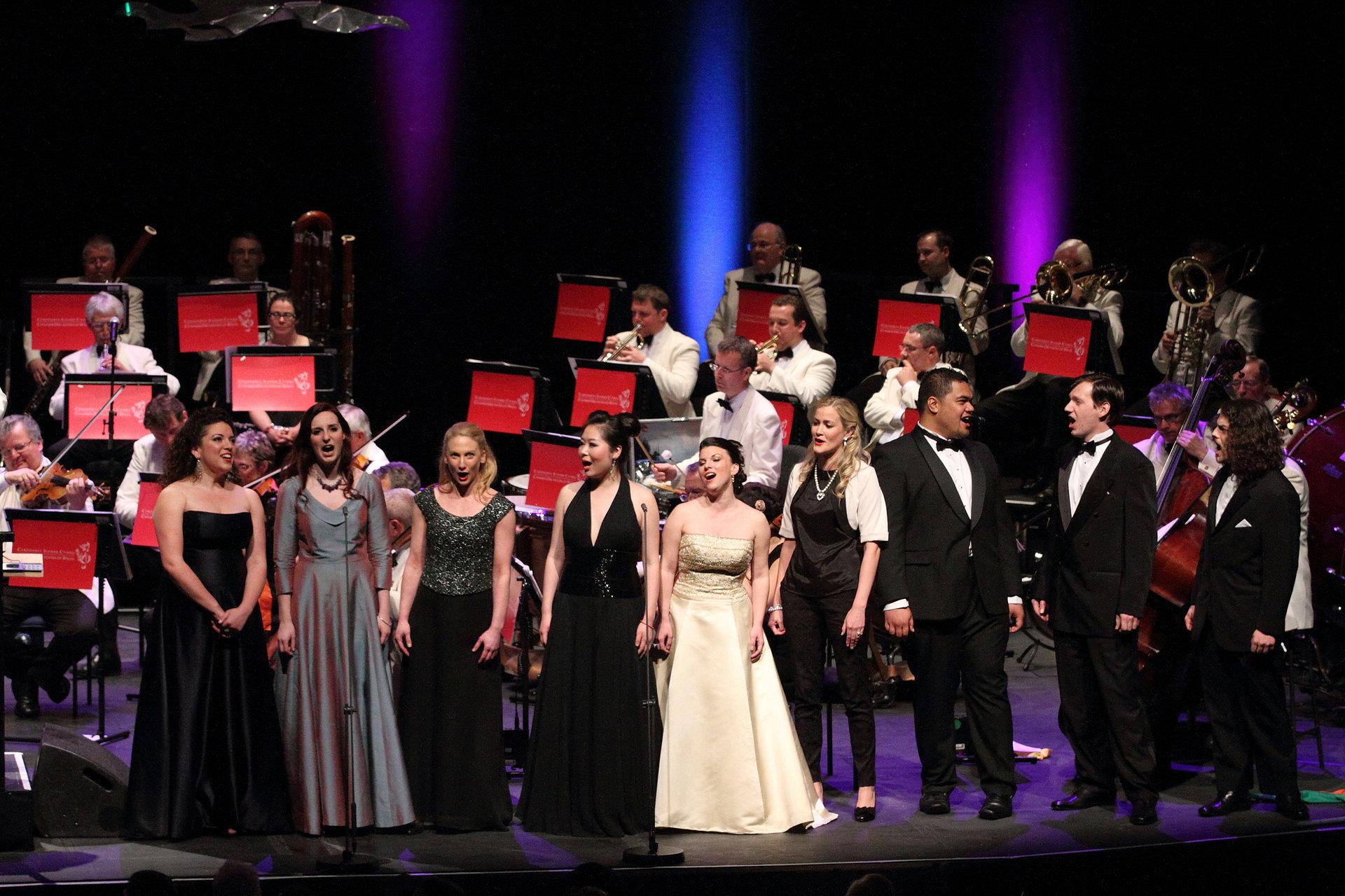 Wales Millenium Centre Gala 2012