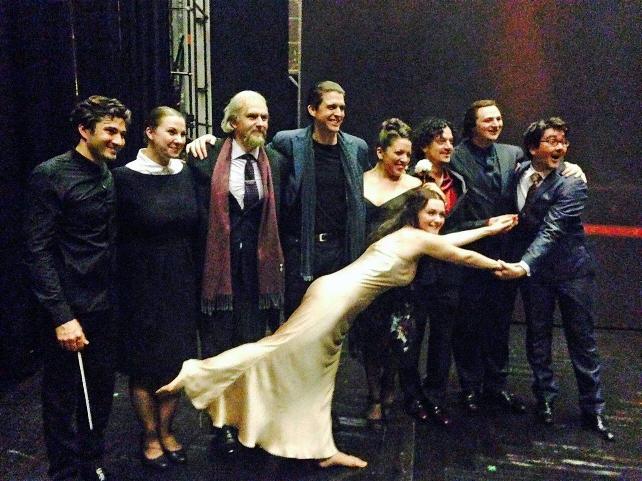 La Traviata Tour Cast