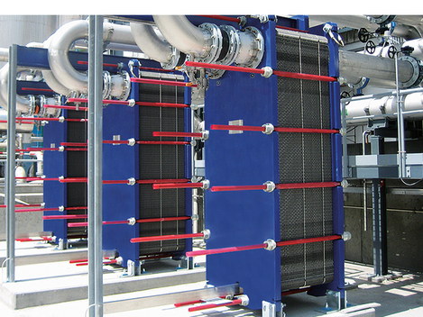 How do you clean a plate heat exchanger the best way?