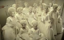 The ladies of Don Pasquale - GFO2013