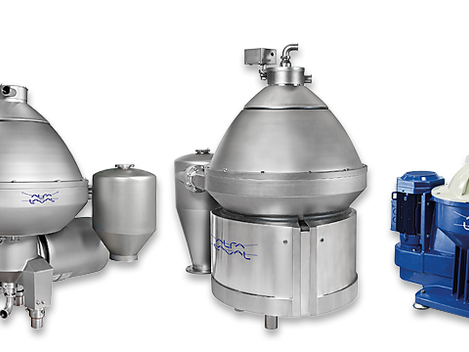 Tips for high speed separators direct drive