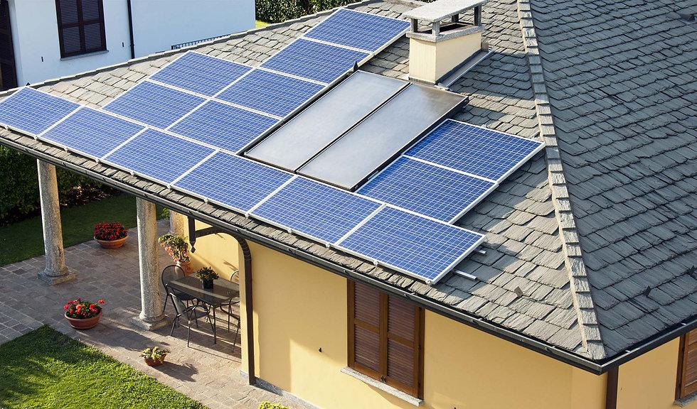 Luzentum - Particulares. Instalación placas solares Alicante. Autoconsumo Alicante. Energía solar Alicante.