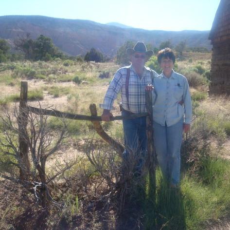 Gary and Francine Hallows Utah