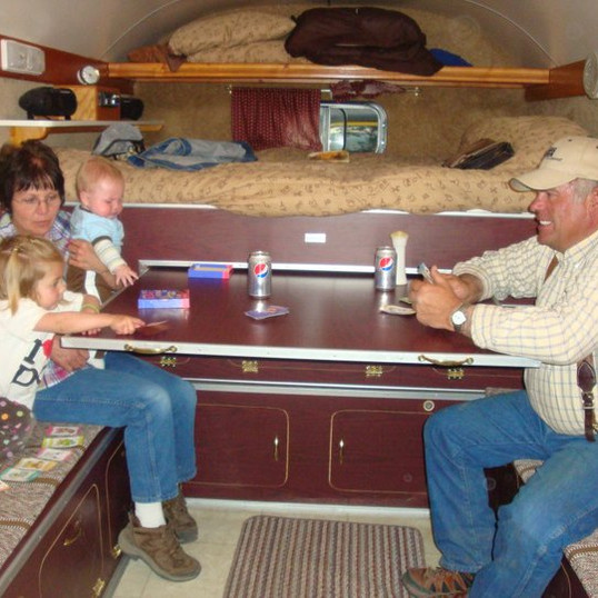 Sheep Wagon, Utah