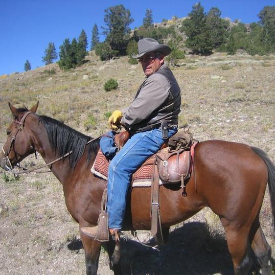 Gary Hallows, Torrey, Utah