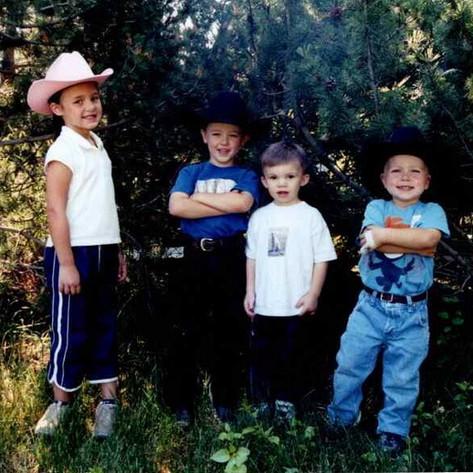 Cowboy Family