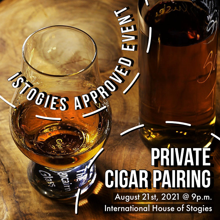Private Cigar Pairing