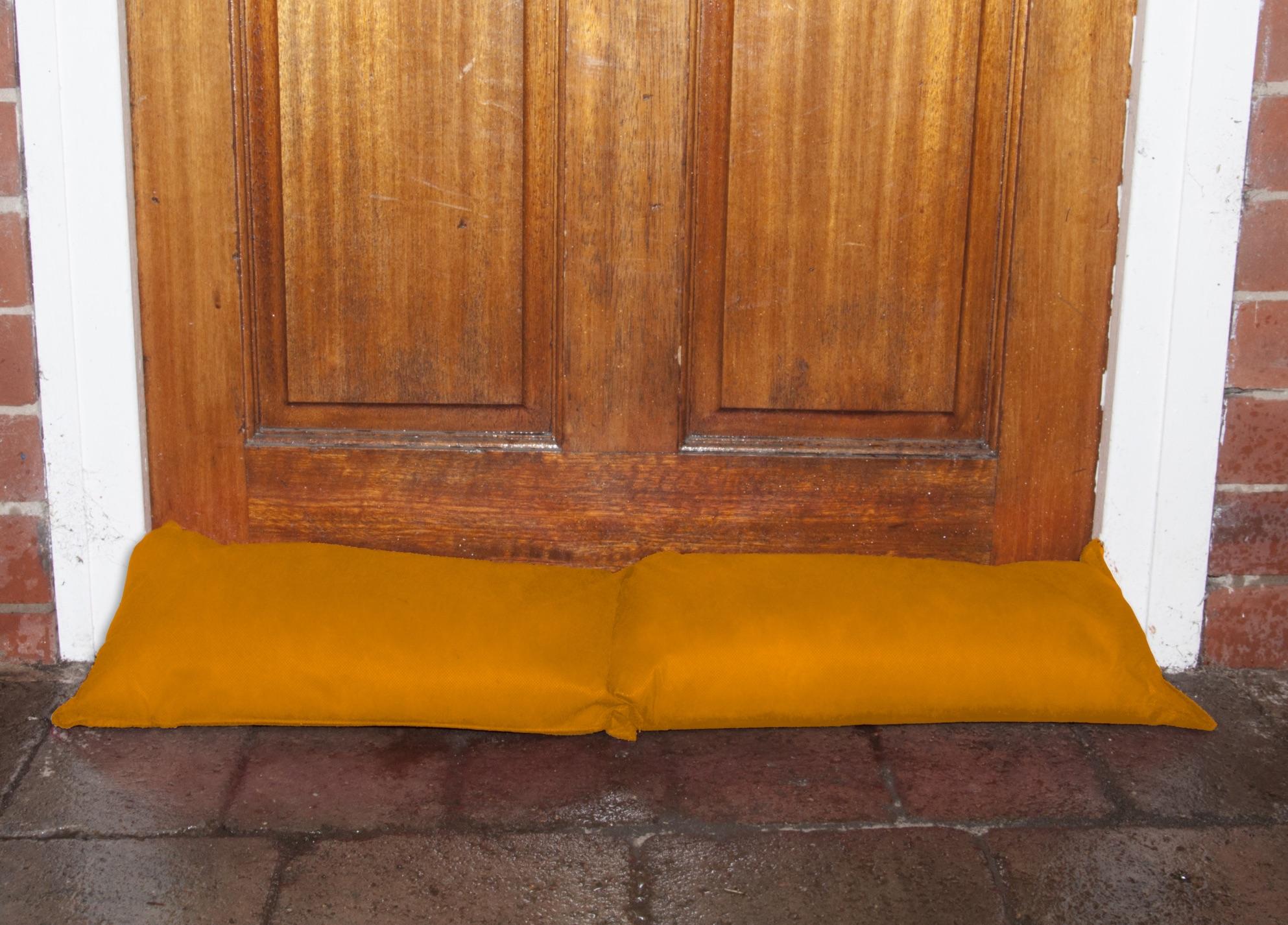 2Red HydroPads - Outer Door way Info orange