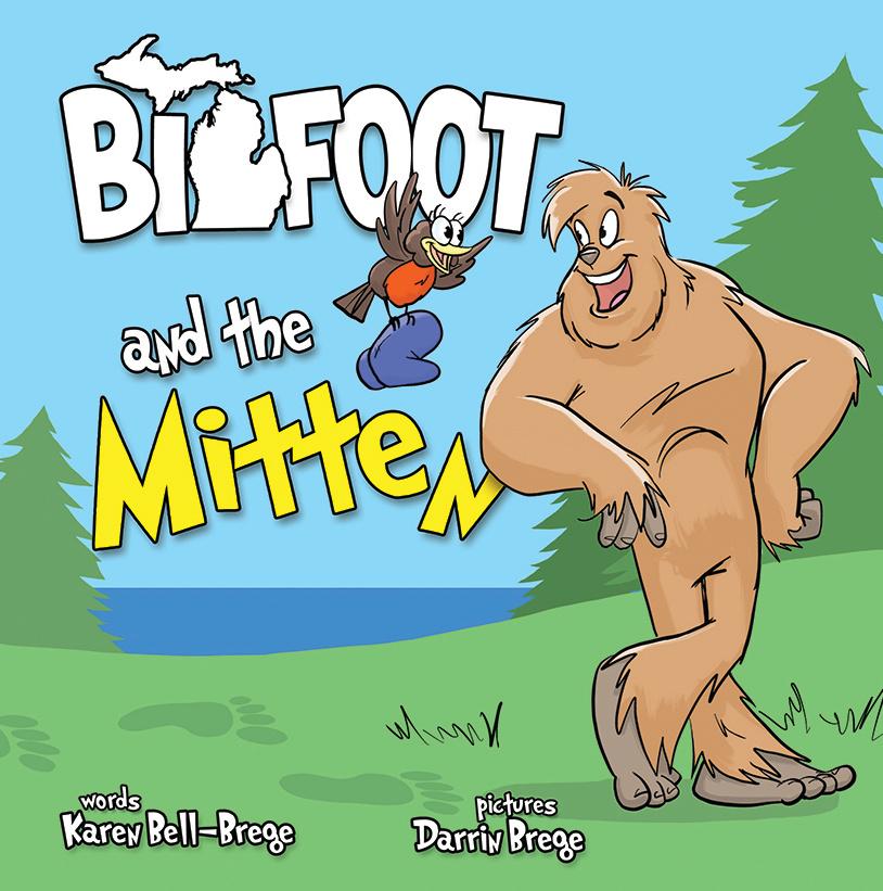 BigfootMitten