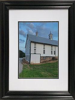 PA Barn (20x16 Framed)