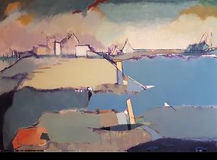Groc vertical - Pintura - Ton Sant