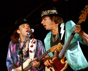 Stevie Ray Vaughn '86