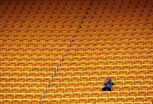 Lone Fan