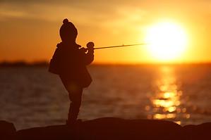Boy Fisherman
