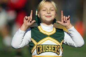 Cos Cob Crusher Cheerleader