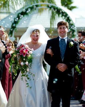 Morgan's Disney Wedding