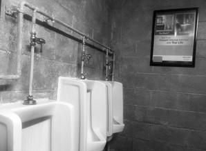 North Carolina Urinal