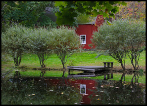 Red Barn & Dock