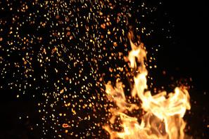Lake George Fire