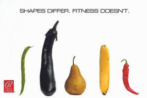Health Fitness Ad