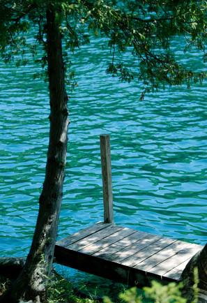 Lake George Dock