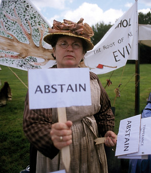 Abstain Lady