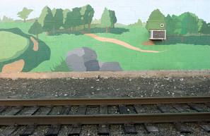 Glenbrook Train Station