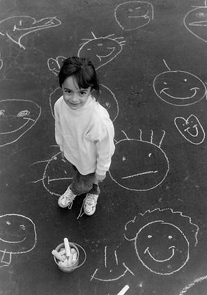 Chalk Faces