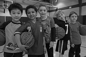 CPNY Basketball Players